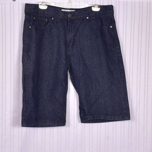 Ecko Unlimited Shorts - Ecko Unlimited Mens Relaxed Jean Shorts